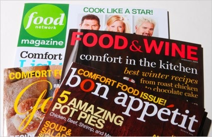 What's Your Favorite Food Magazine?