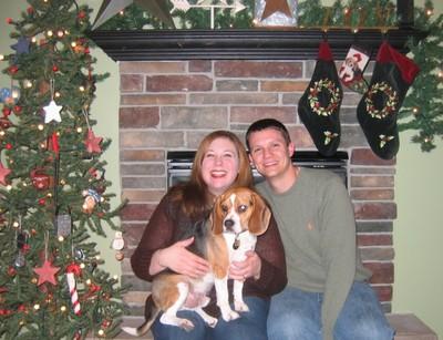 Christmas photo 2006