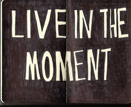 Living For the Moment: One Man's Troubled Friend
