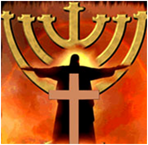 9. Yeshua Cross_Menorah