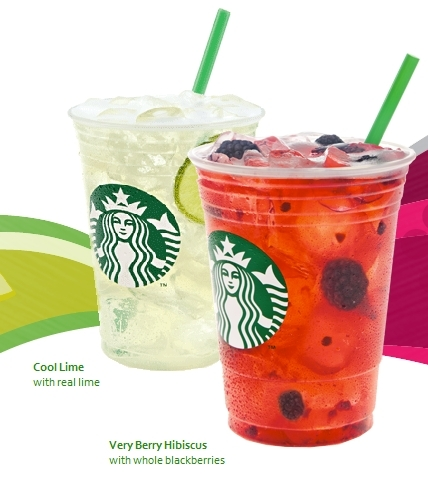 My Review of The Starbucks Refreshers